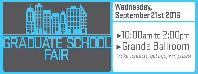 Wednesday, September 21st, 201610am to 2pm in the Grande Ballroom
