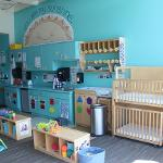 Wee care infant room