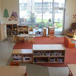 Whole 2 year old wee care area