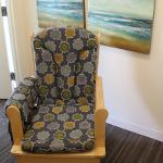Mothers rooms third chair