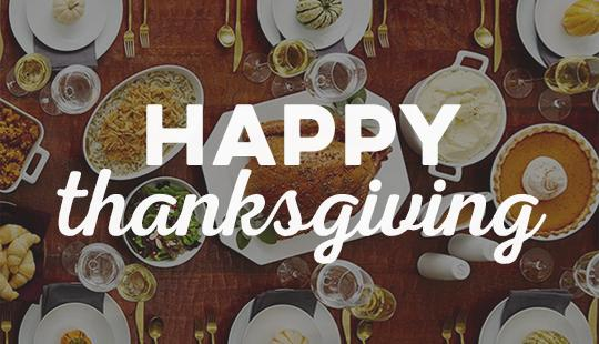 Wishing all of our Wolverines a happy Thanksgiving break. Classes resume Nov. 30.