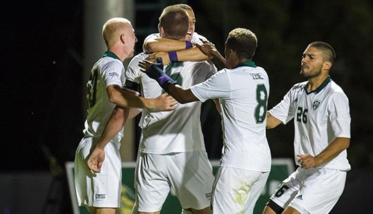 The NCAA's first official men's soccer RPI was released on Monday and Utah Valley University ranked No. 10 out of the 206 NCAA Division I programs.
