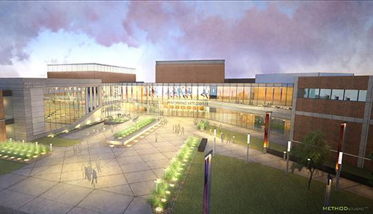 After privately raising a record $20 million in just 18 months toward construction of a new performing arts building, UVU will receive $32 million from the state legislature over the next two years for the same purpose