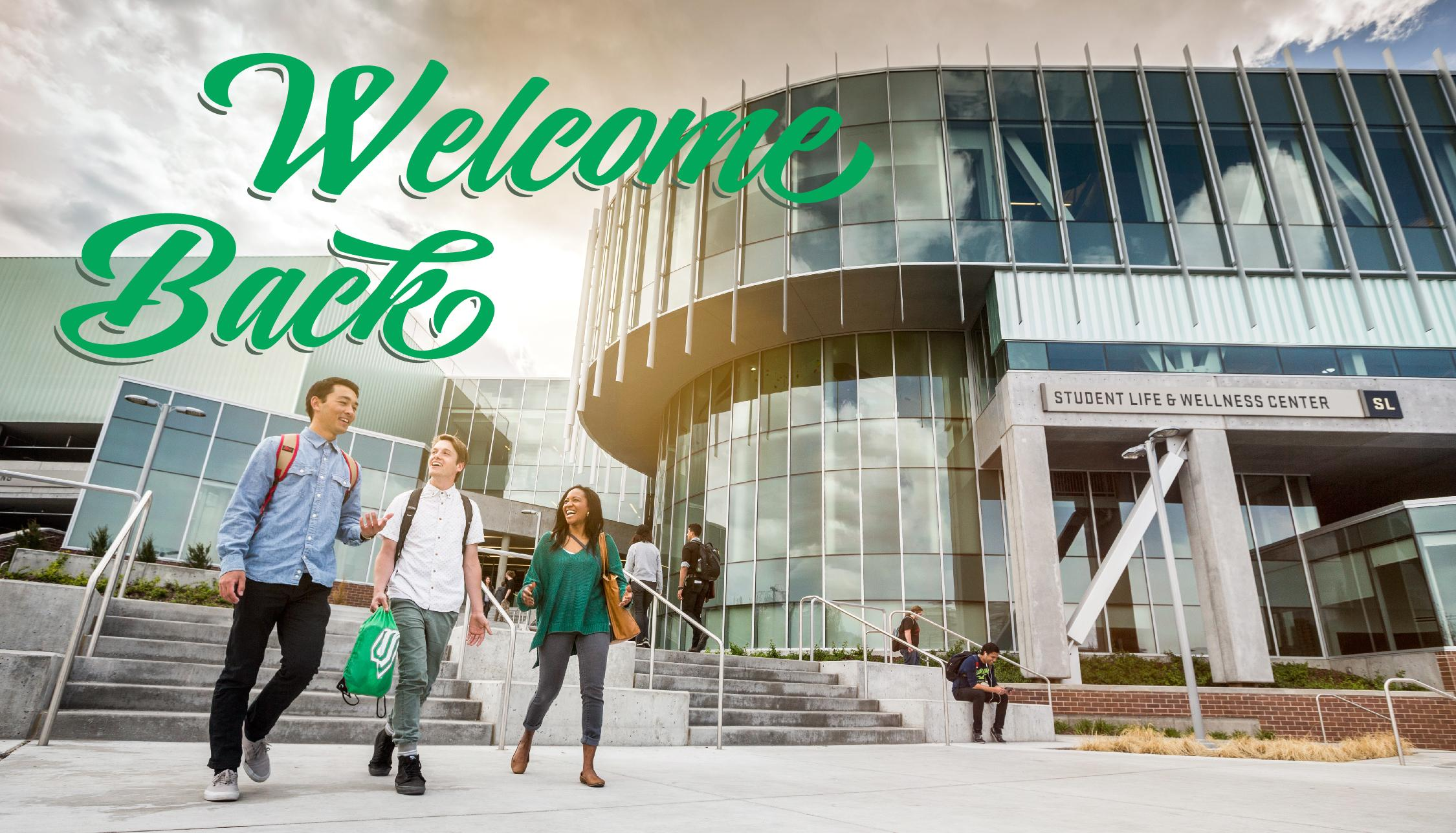 UVU welcomes all new and returning Wolverines as classes begin. And it's still not too late to register.