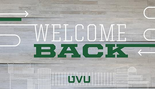 Welcome to all new and returning Wolverines! We can't wait to start another semester of engaged learning with you.