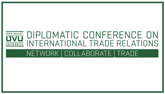 Representatives from 15 countries will visit UVU on Oct. 25 to exchange ideas, network, and plant seeds of economic and academic prosperity.