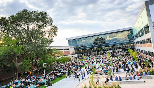 Current enrollment data indicate UVU remains the largest institution of higher education in the state system for the second year running, with a total enrollment of 34,978.