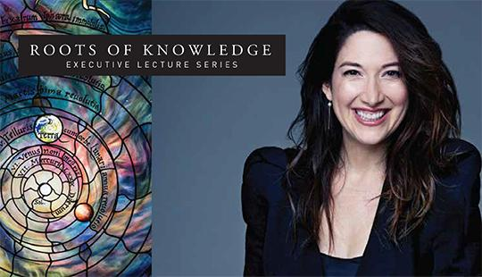 Entrepreneur, bestselling author and tech media personality Randi Zuckerberg will speak on Aug. 31 at 6 p.m. in the Bingham Gallery in the Fulton Library on UVU's Orem campus.