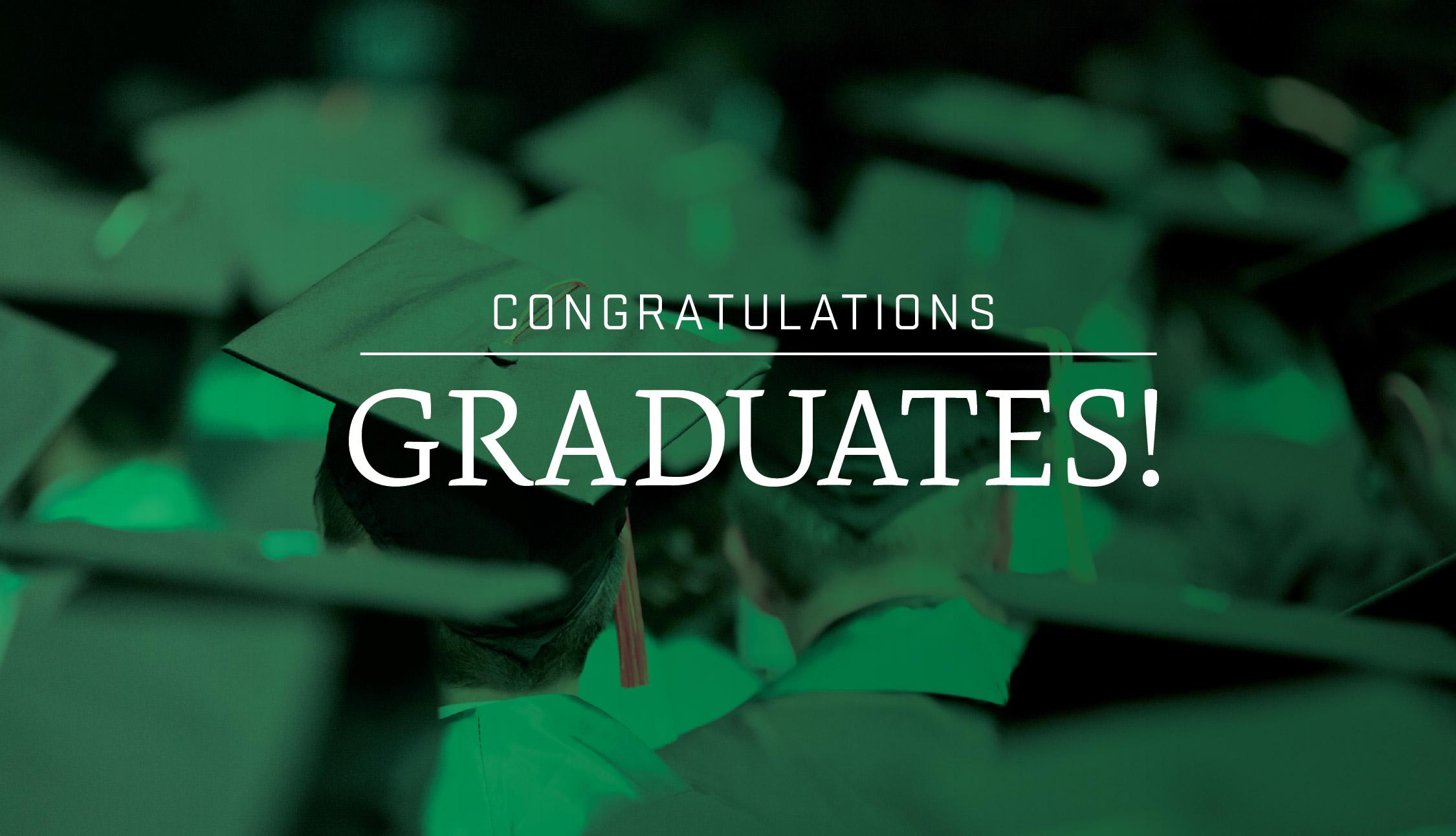 Utah Valley University's 74th commencement celebrated 5,143 students who earned 5,341 degrees. Congratulations to our graduates!