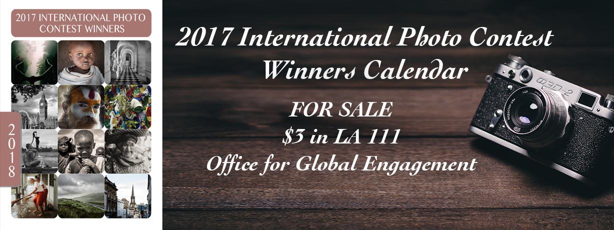 International Photo Contest Calendar