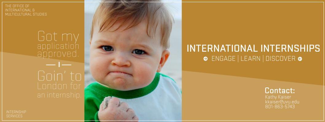 International Internships
