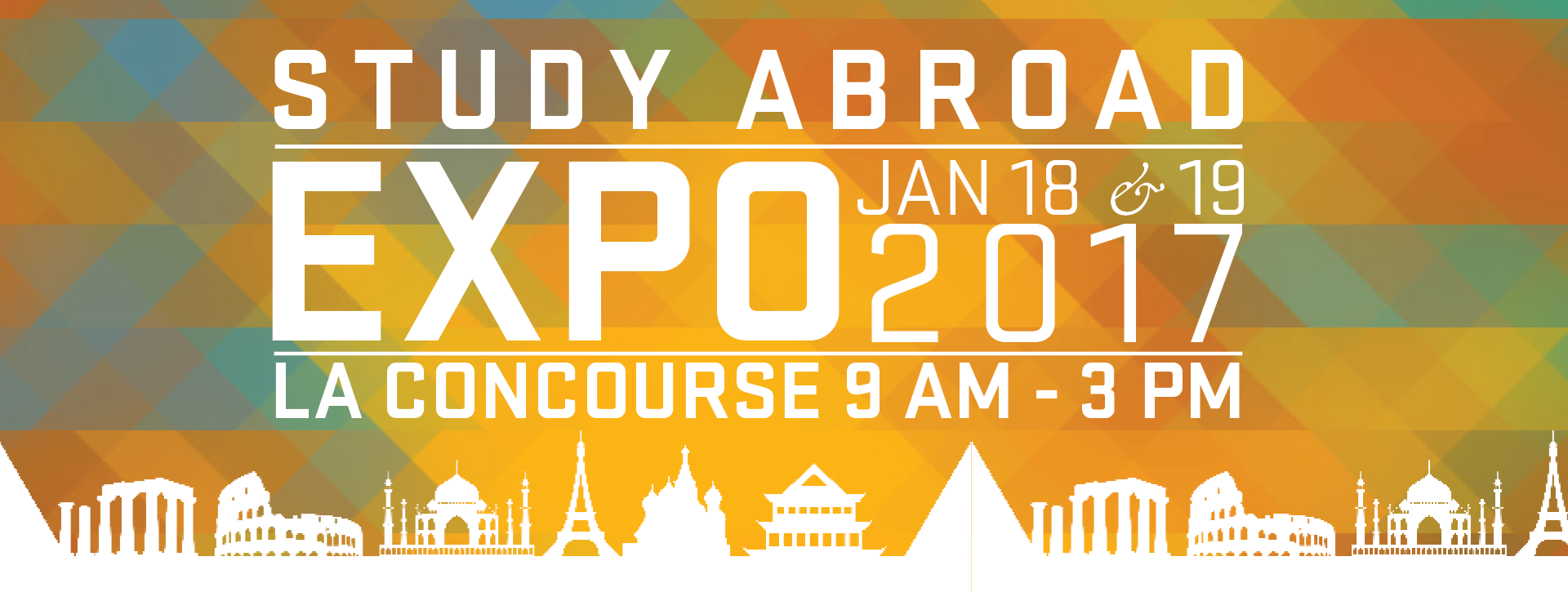 Study Abroad Expo 2017