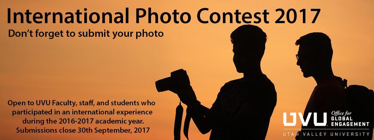 International Photo Contest