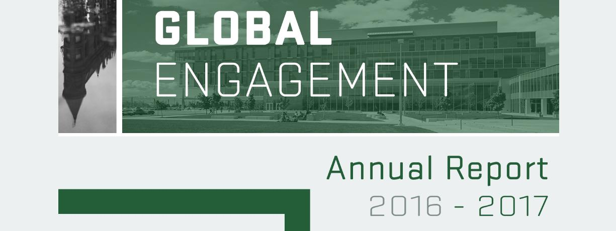Global Engagement Annual Report 2016-2017