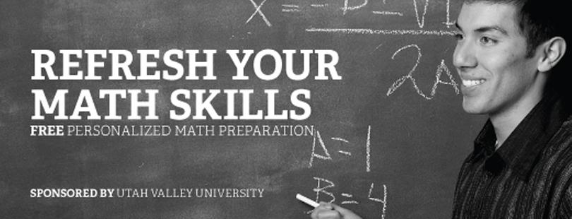 This math refresher can help students who want to improve their algebra and arithmetic skills.  Hosted on canvas.net.