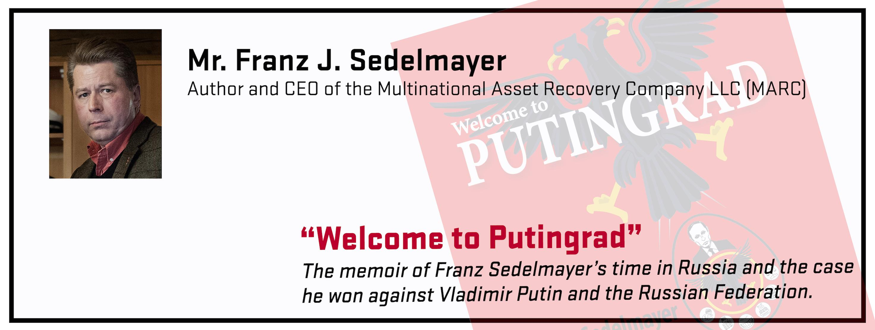 Mr. Franz J. Sedelmayer