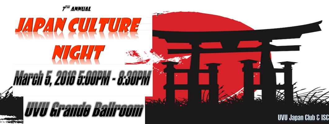 Japan Culture Night