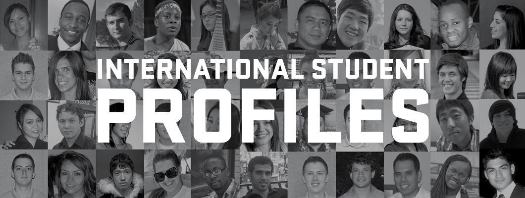 International Student Profiles