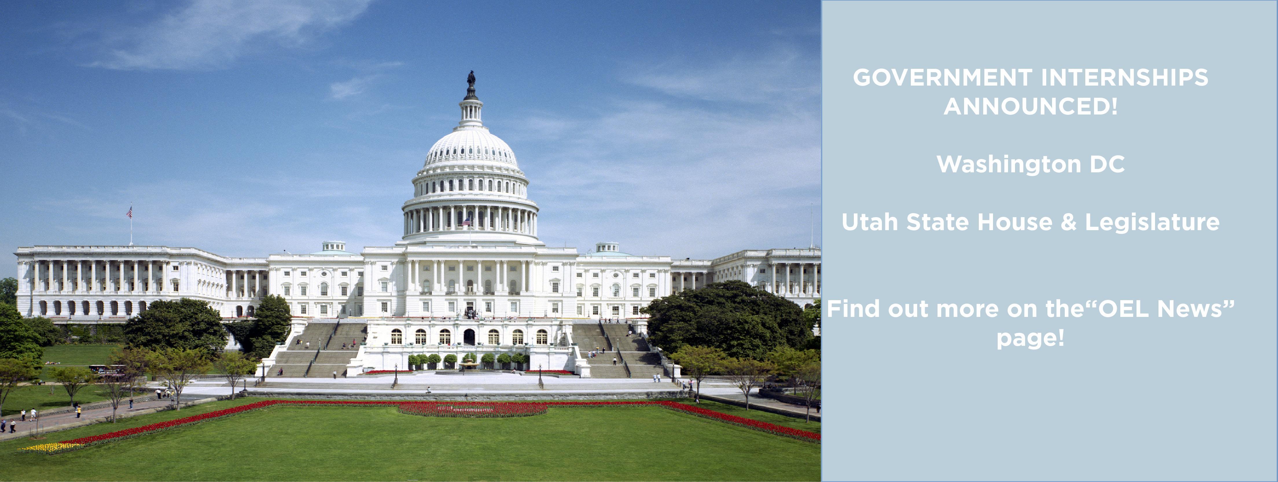 Washington DC Internships