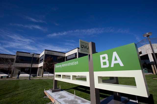 BA Building