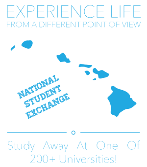 National Student Exchange - Hawaii