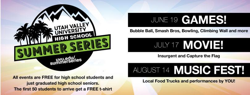 High School Summer Series