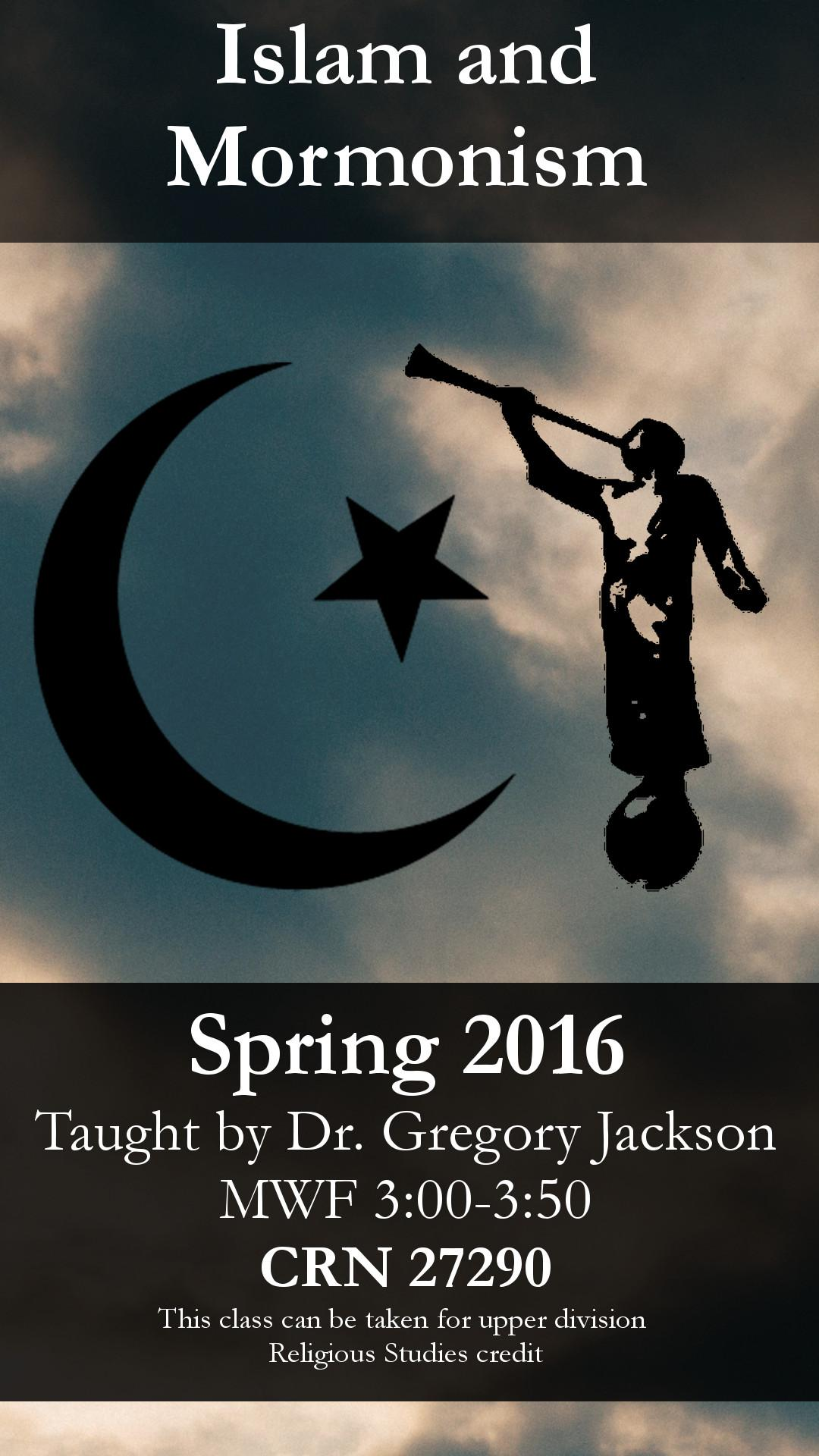 Islam and Mormonism