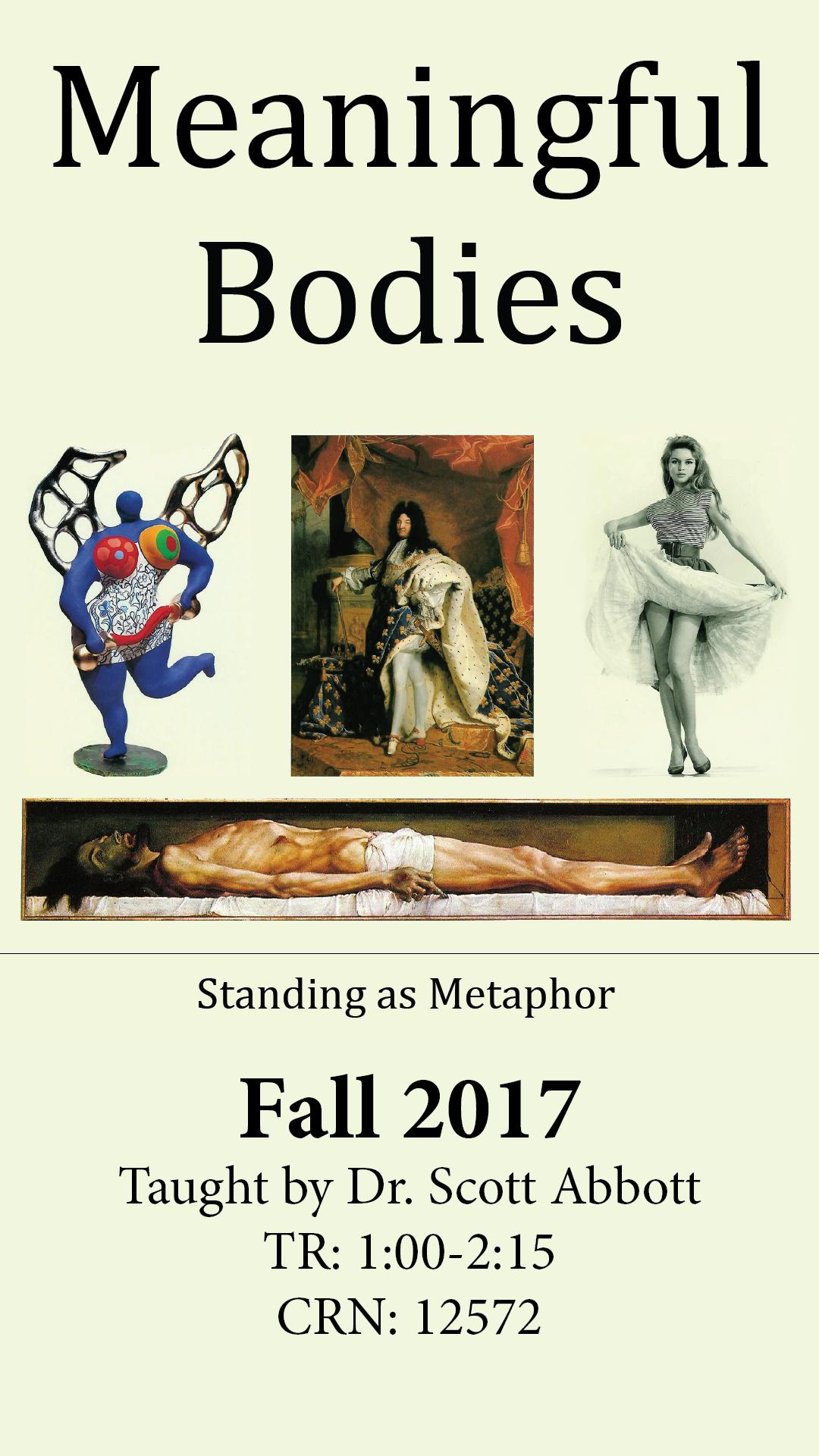 Meaningful Bodies