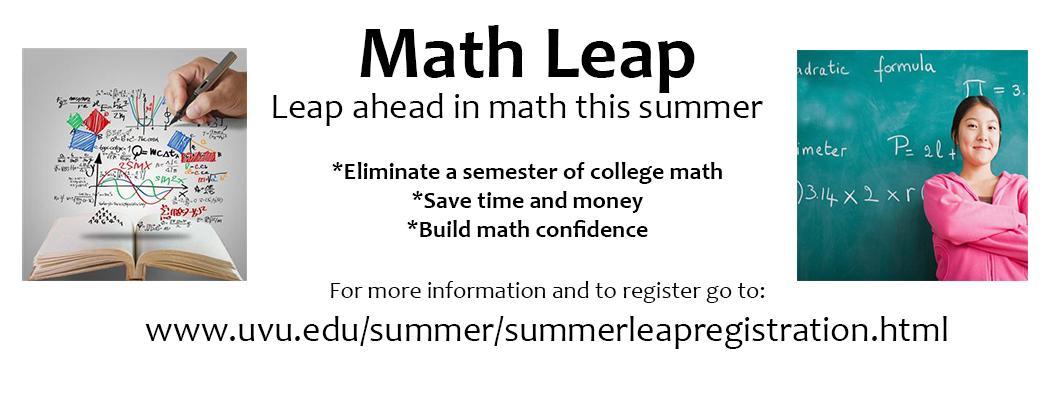 Math Leap