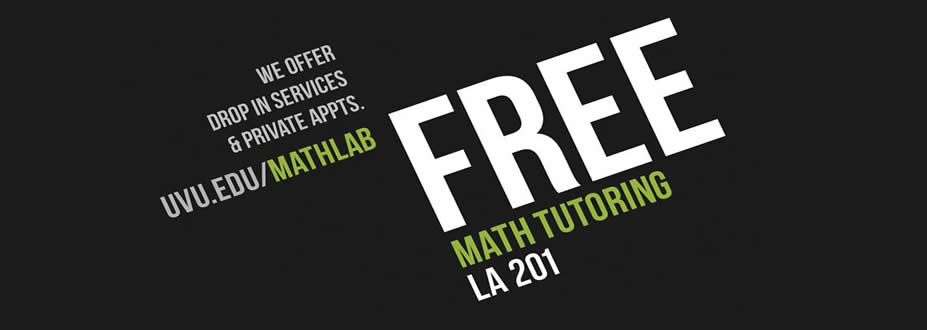 FREE Math Tutoring LA-201