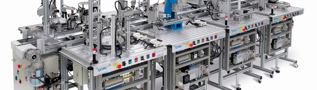 Picture of SMC Machines
