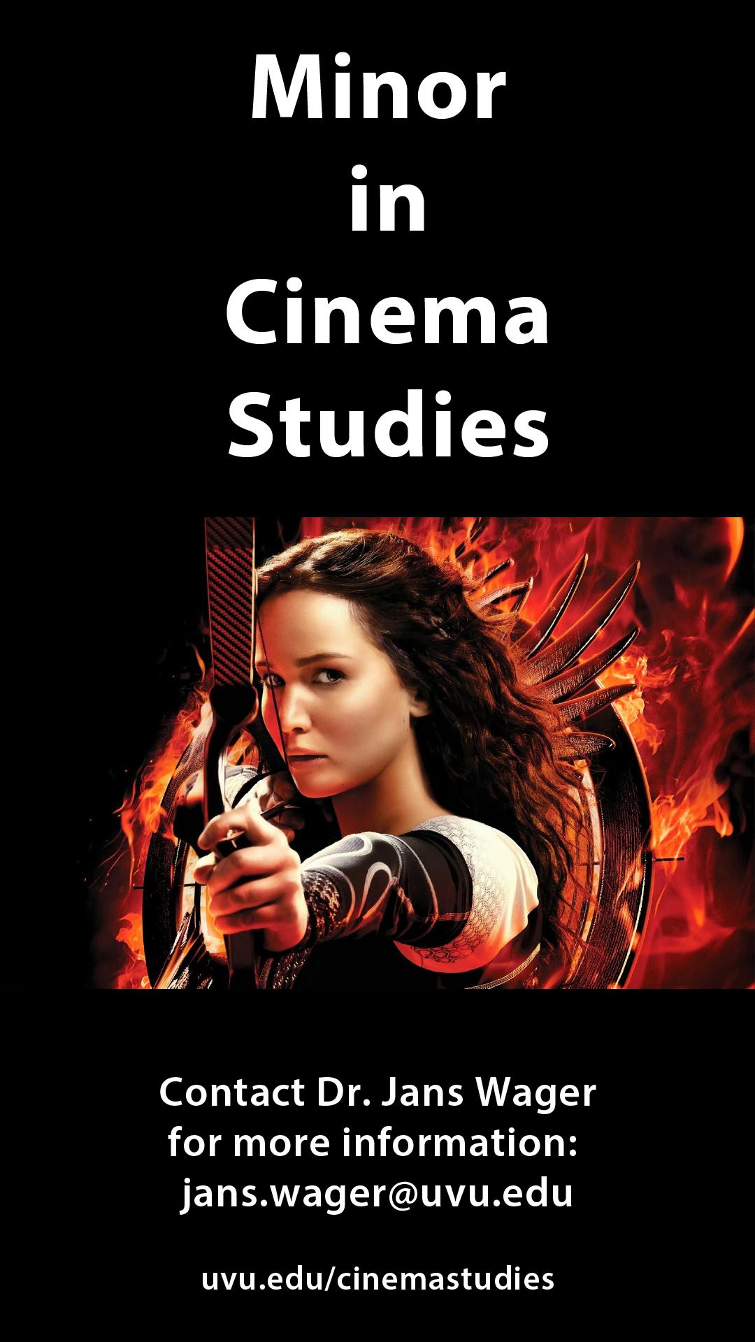 cinema studies cinema studies utah valley university. Black Bedroom Furniture Sets. Home Design Ideas
