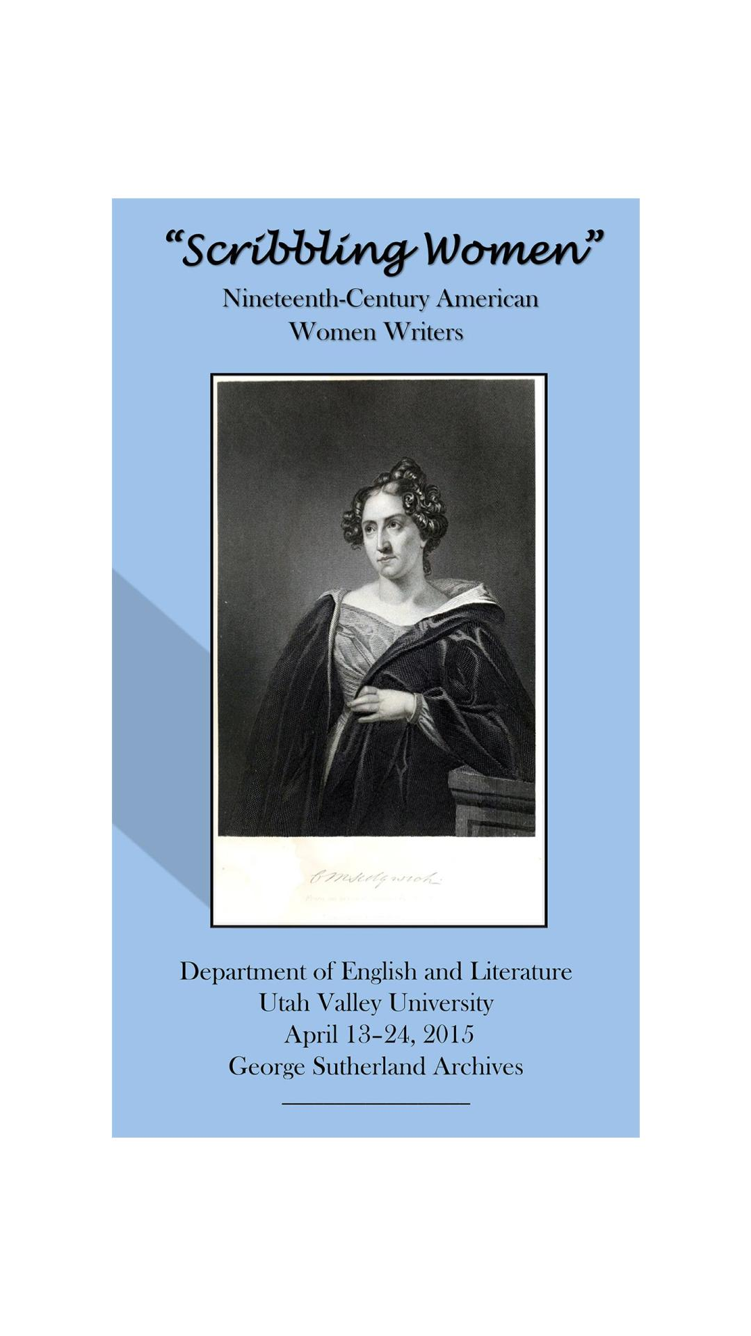 Scribbling Women, Nineteen Century Women Writers