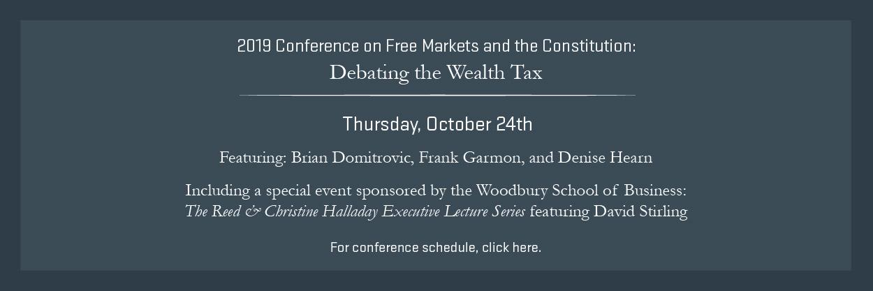 Free Markets Conference
