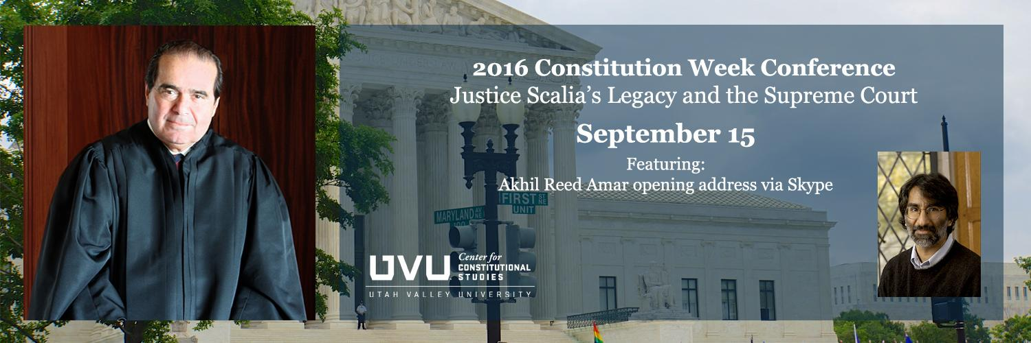 2016 Constitution Week Conference