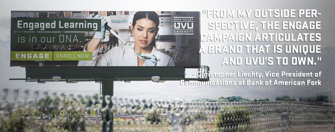 UVU Billboards