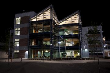 President 5 year Science Building