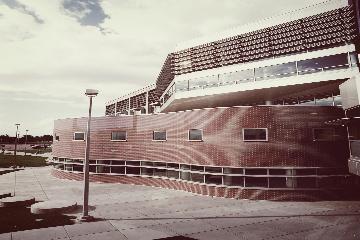 UVU Library - outside