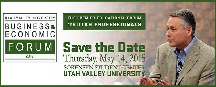 Premier Educational Forum for Utah Professionals