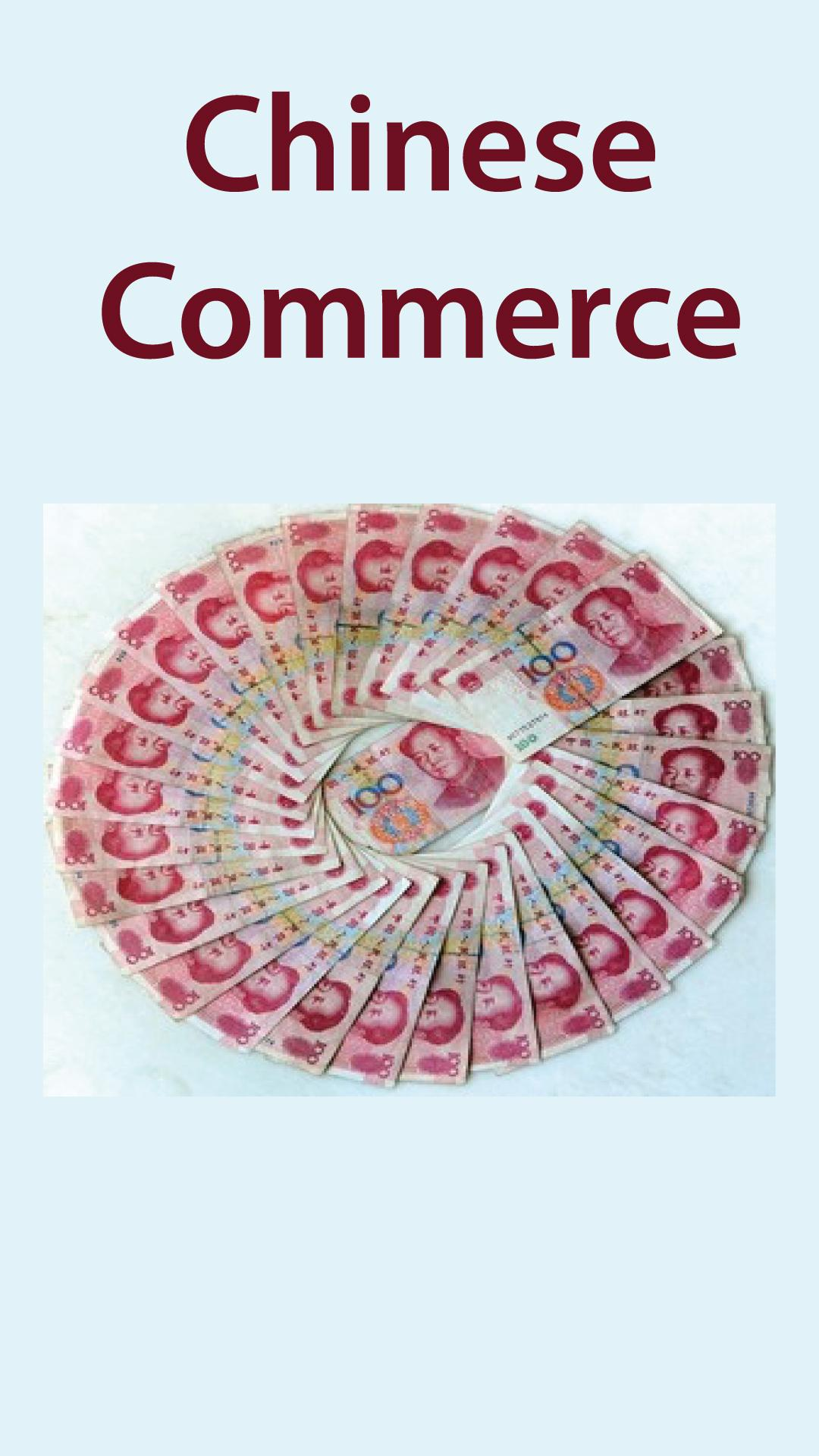 Chinese Commerce