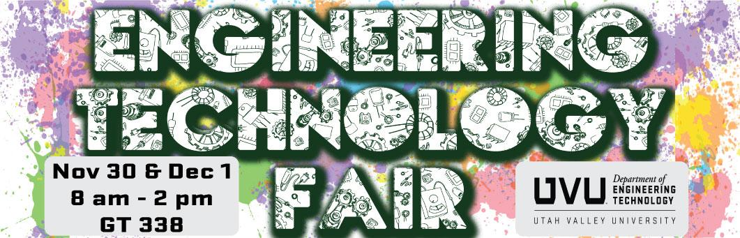 Engineering Technology Fair