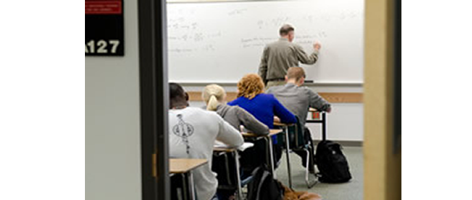 Faculty in the Classroom