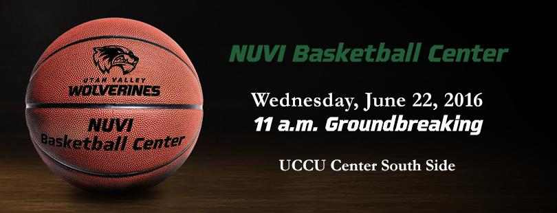 NUVI Basketball Center