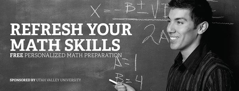 Refresh Your Math Skills
