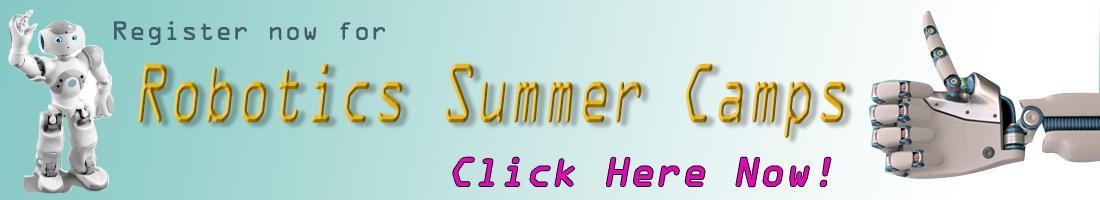 Robotics Summer Camps