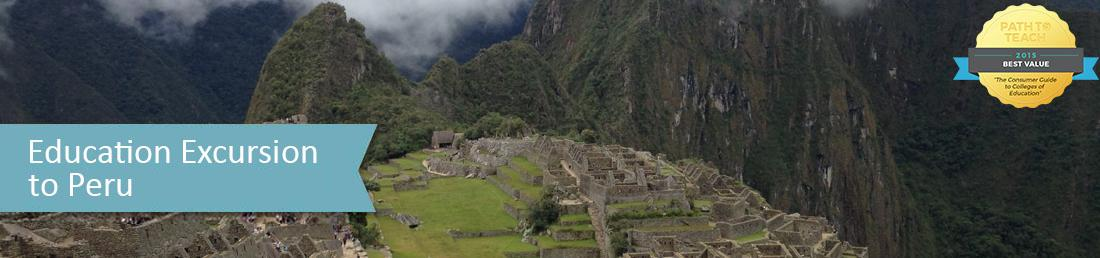 Education Excursion to Peru