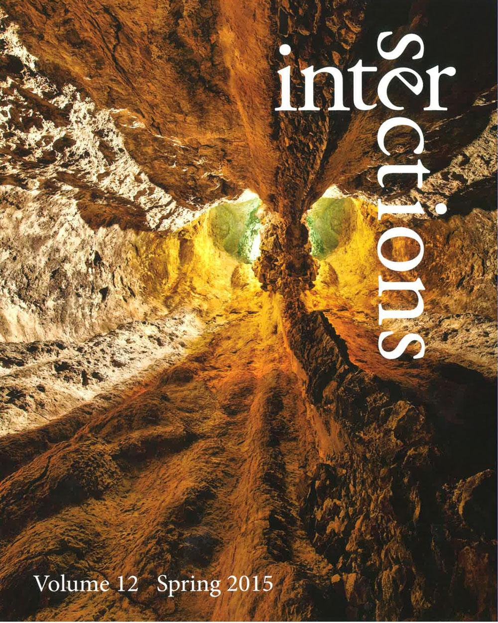 Intersections Volume 12 Issue 1