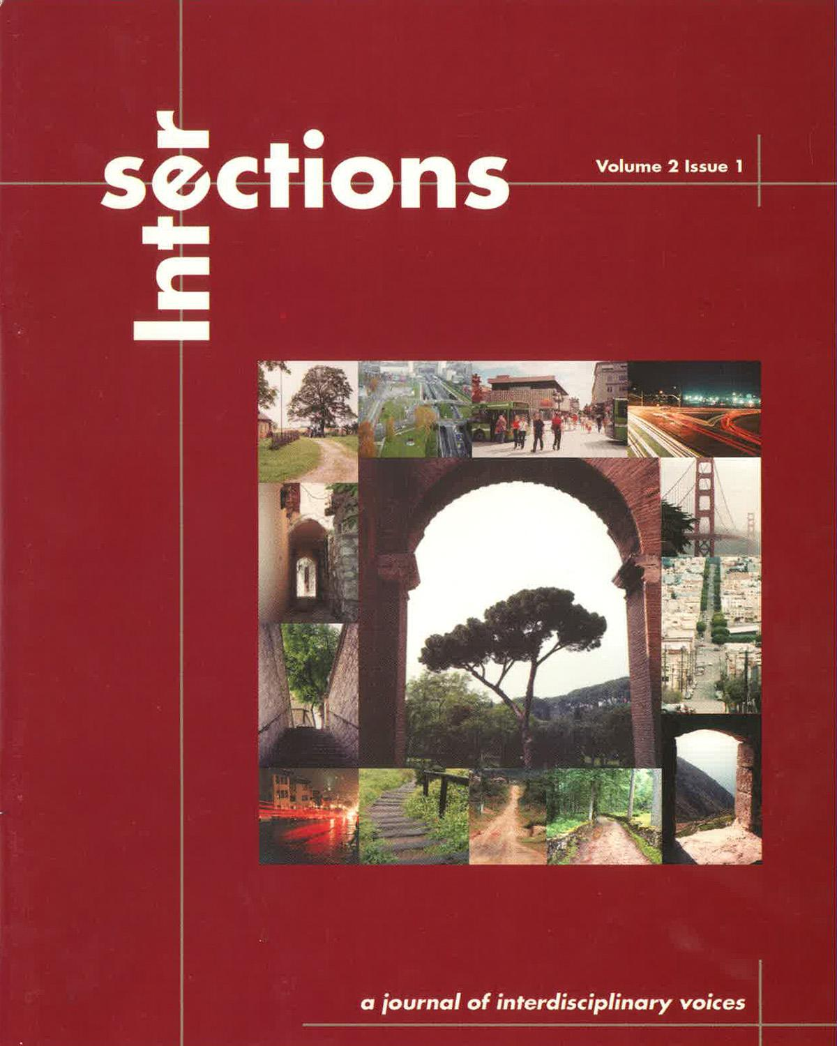 Intersections Volume 2 Issue 1
