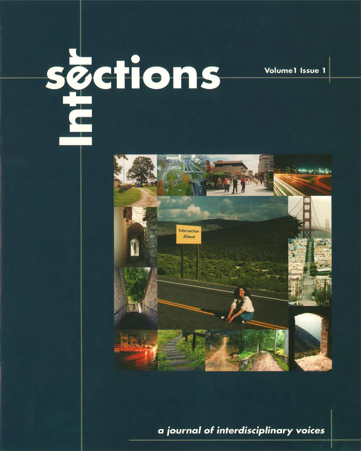 Intersections Volume 1 Issue 1