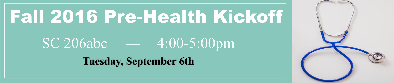 Health Kick Off